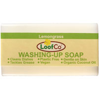 Loofco Loofco - Washing Up Soap Bar - Lemongrass