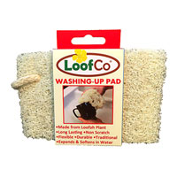 Loofco - Loofah Washing Up Pad