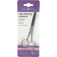 Elegant Touch - Hair Thinning Scissors