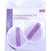 Elegant Touch - Compact Powder Puffs