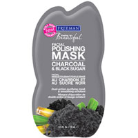 Freeman Feeling Beautiful - Charcoal & Black Sugar Facial Polishing Mask