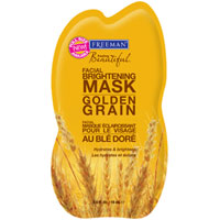 Freeman Feeling Beautiful - Golden Grain Facial Brightening Mask