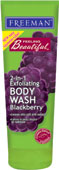 Freeman Feeling Beautiful - Blackberry 2-in-1 Exfoliating Body Wash