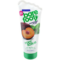 Freeman Bare Foot - Peppermint & Plum Pumice Foot Scrub