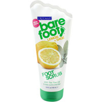 Freeman Bare Foot - Lemon & Sage Foot Scrub