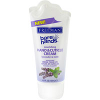 Freeman Bare Hands - Lavender & Mint Nourishing Hand & Cuticle Cream