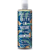 Faith In Nature - Faith For Men Blue Cedar Shower Gel