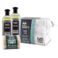 Faith In Nature - Blue Cedar Gift Set