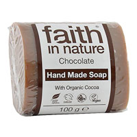 Faith In Nature - Chocolate Hand Made Soap