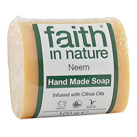 Faith In Nature - Neem Soap
