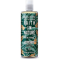 Faith In Nature - Faith For Men Blue Cedar Shampoo