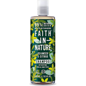 Faith In Nature - Seaweed & Citrus Shampoo