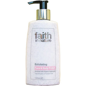 Faith In Nature - Exfoliating Face & Body Polish