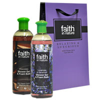 Faith In Nature - Relaxing & Luxurious Shower Gel Gift Set