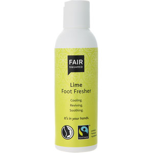 Fair Squared - Lime Foot Freshener