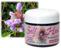 FlowerEssence - Self Heal Flower Essence Skin Cream