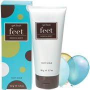 Get Fresh - Down 'n Dirty - Foot Scrub