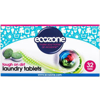 Green  Products Ecozone - Bio Laundry Tabs