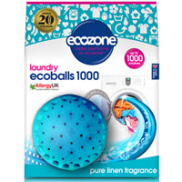 Green Products - Laundry Ecoballs 1000 Washes (Pure Linen)