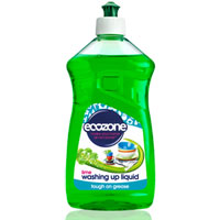 Ecozone - Washing Up Liquid - Lime