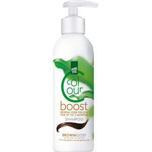 Colour Boost Shampoo - Brown
