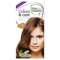 Hairwonder - Colour & Care - Hazelnut 6.35
