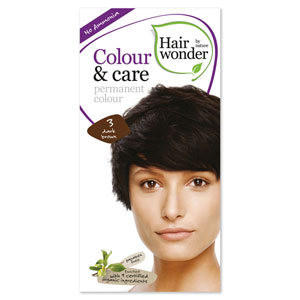 Hairwonder - Colour & Care - Dark Brown 3
