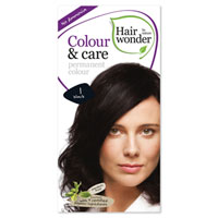 Hairwonder - Colour & Care - Black 1