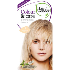 Hairwonder - Colour & Care - Very Light Blonde 9