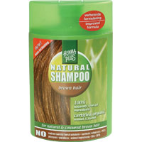 HennaPlus - Natural Shampoo - brown hair