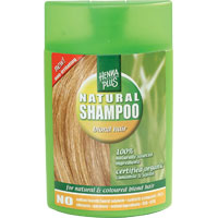 HennaPlus - Natural Shampoo - blond hair