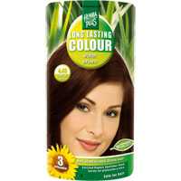 HennaPlus - Long Lasting Colour - Warm Brown 4.45