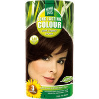 HennaPlus - Long Lasting Colour - Dark Copper Brown 3.44