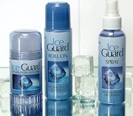 Ice Guard - All 3 Ice Guard Deodorants (3 for 2 offer)