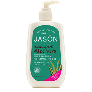 Jason - Soothing 98% Aloe Vera Moisturizing Gel