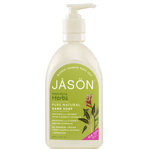 Jason - Moisturizing Herbs Hand Soap