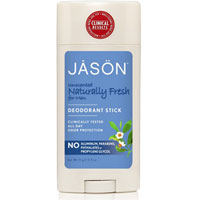 Jason - Naturally Fresh Deodorant Stick for Men