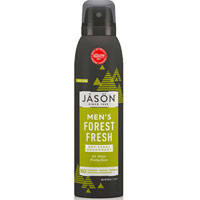Jason - Men's Forest Fresh Dry Spray Deodorant
