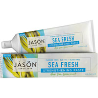 Jason - Sea Fresh Antiplaque & Strengthening Toothpaste