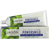 Jason - Powersmile Anti-Cavity & Whitening Toothpaste (Gel)