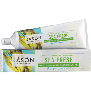 Jason - Sea Fresh Anti-Cavity & Strengthening Toothpaste (Gel)
