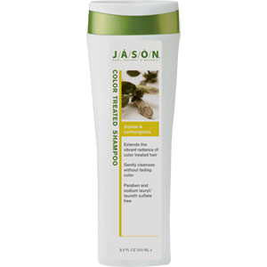Jason - Jojoba & Lemongrass Colour Treated Shampoo