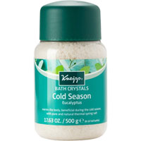 Kneipp - Cold Season Bath Crystals - Eucalyptus