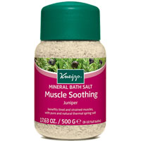 Kneipp - Muscle Soothing Mineral Bath Salt - Juniper