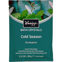 Kneipp - Cold Season Eucalyptus Bath Crystals
