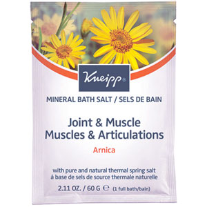 Kneipp - Arnica Joint & Muscle Bath Crystals