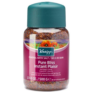 Kneipp - Pure Bliss Bath Crystals