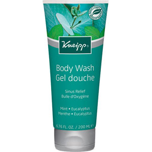 Kneipp - Sinus Relief Body Wash - Mint & Eucalyptus