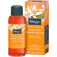 Kneipp - Stress Free Herbal Bath - Mandarin & Orange