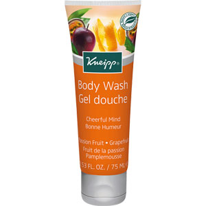 Kneipp - Cheerful Mind Body Wash - Passionfruit & Grapefruit